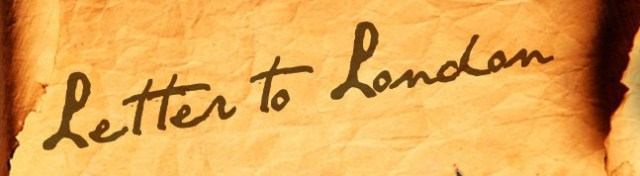 lettertolondon