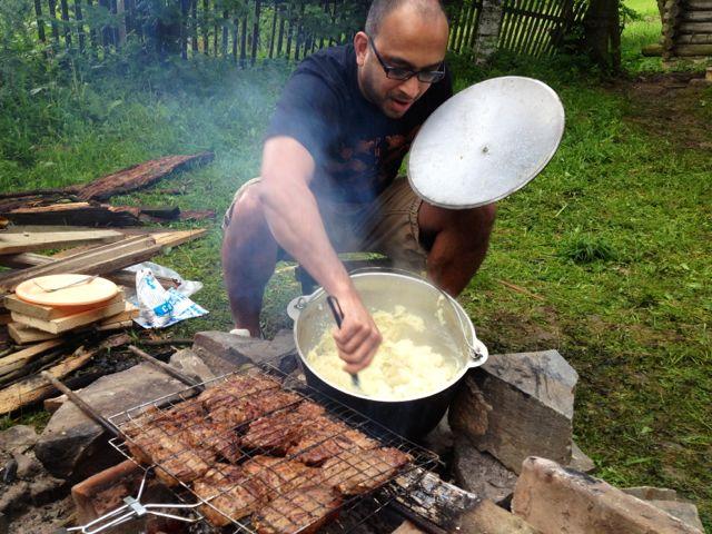 Cheff Sanjay