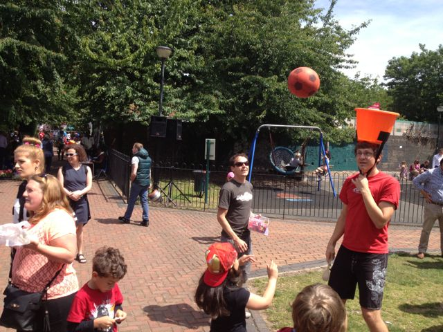 My favourite pic from last Saturdays Community Fun day...