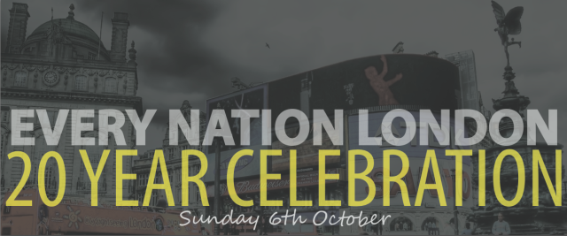 Celebration sunday graphic