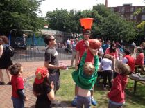 Community Fun Day antics