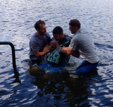 Making Disciples: Water Baptisms