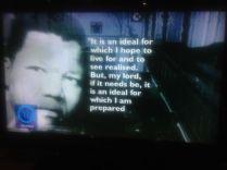 Nelson Mandela memories...