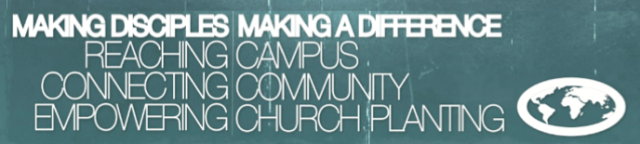 Our Mission: To Make Disciples & Make a Difference