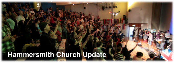 Church Update Header