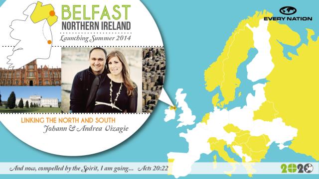 Vision for Belfast!