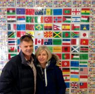 """Loving """"The nations"""" with my love..."""