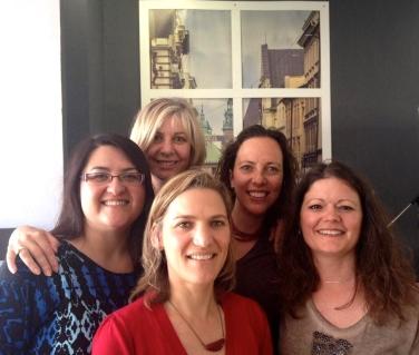 London girls...heroes!