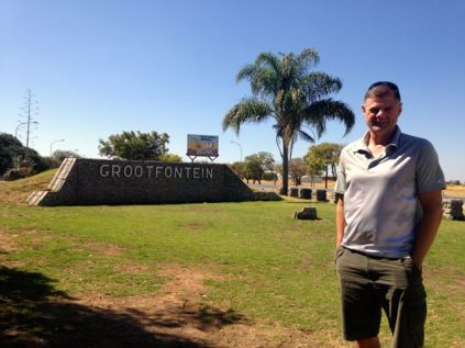 Grootfontein... where I was born a long time ago!