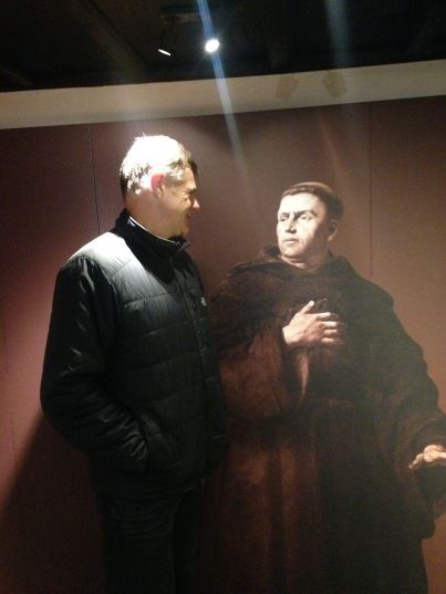 I met Martin Luther in Augsburg...