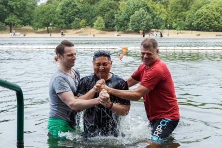 Baptisms!