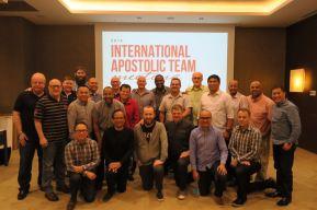 Turkey EN Apostolic Team meeting