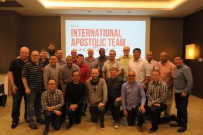 Turkey EN Apostolic Team meeting