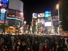 Tokyo crosswalk!